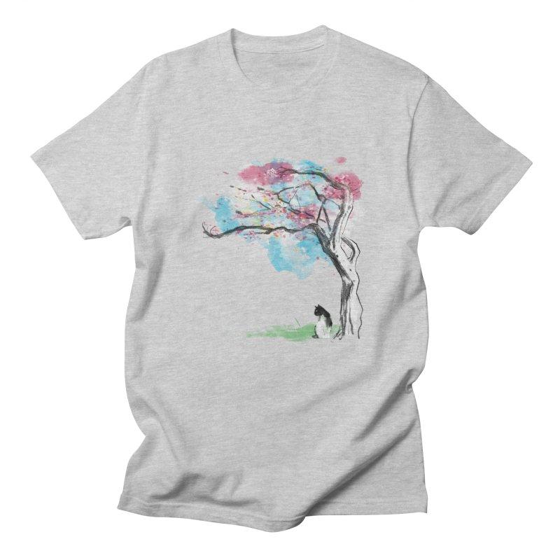 sakura delicious Women's Regular Unisex T-Shirt by kharmazero's Artist Shop