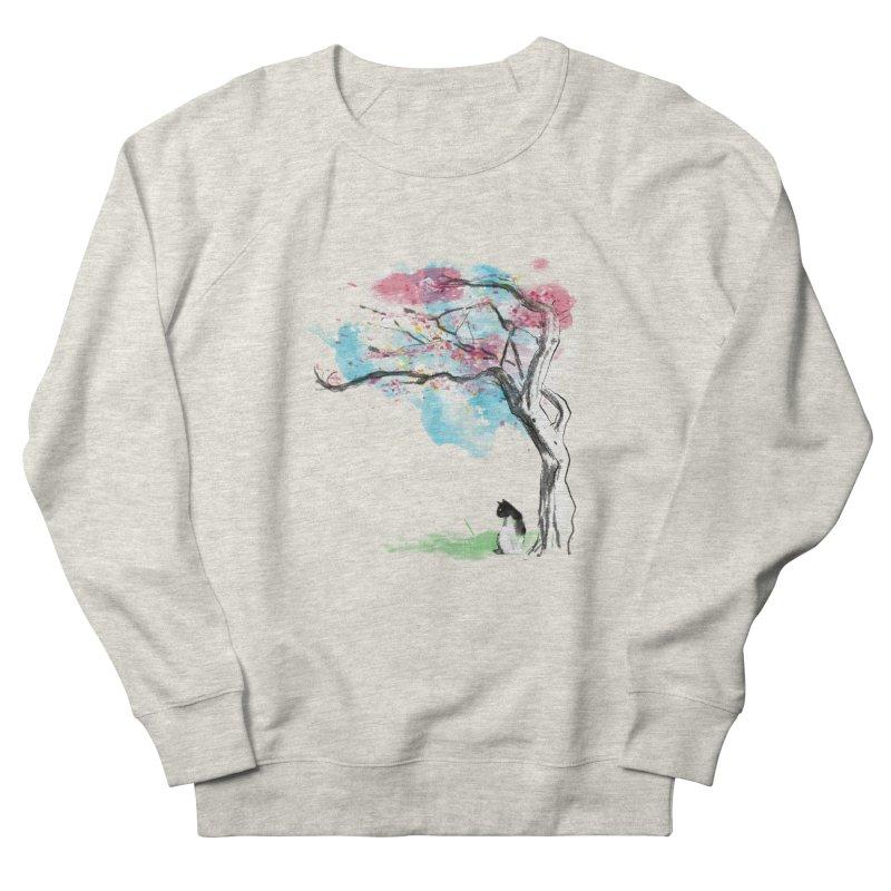 sakura delicious Men's Sweatshirt by kharmazero's Artist Shop