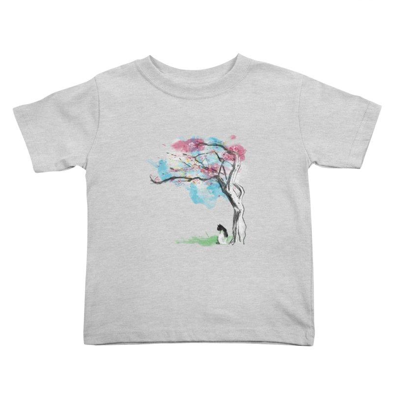 sakura delicious Kids Toddler T-Shirt by kharmazero's Artist Shop