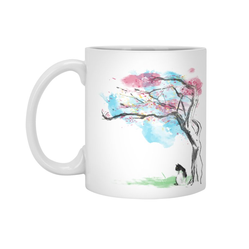sakura delicious Accessories Mug by kharmazero's Artist Shop