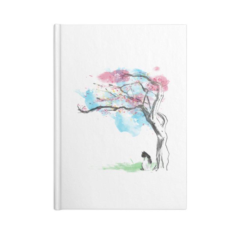 sakura delicious Accessories Notebook by kharmazero's Artist Shop