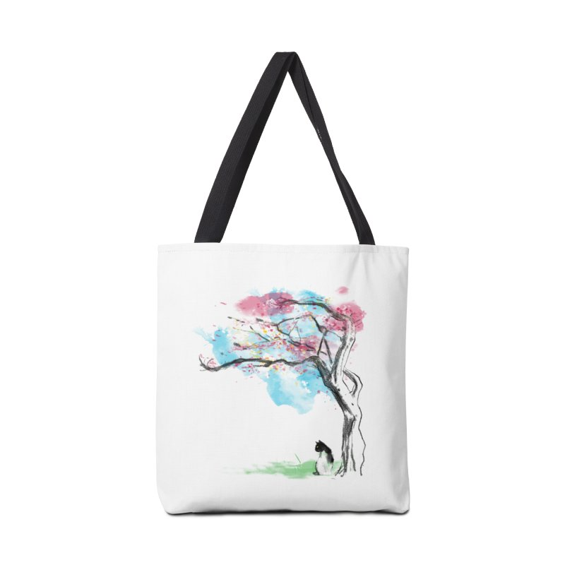 sakura delicious Accessories Bag by kharmazero's Artist Shop
