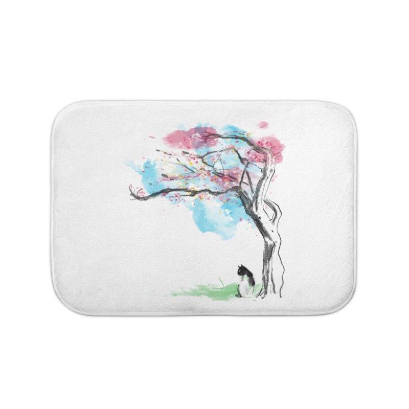 sakura delicious Home Bath Mat by kharmazero's Artist Shop