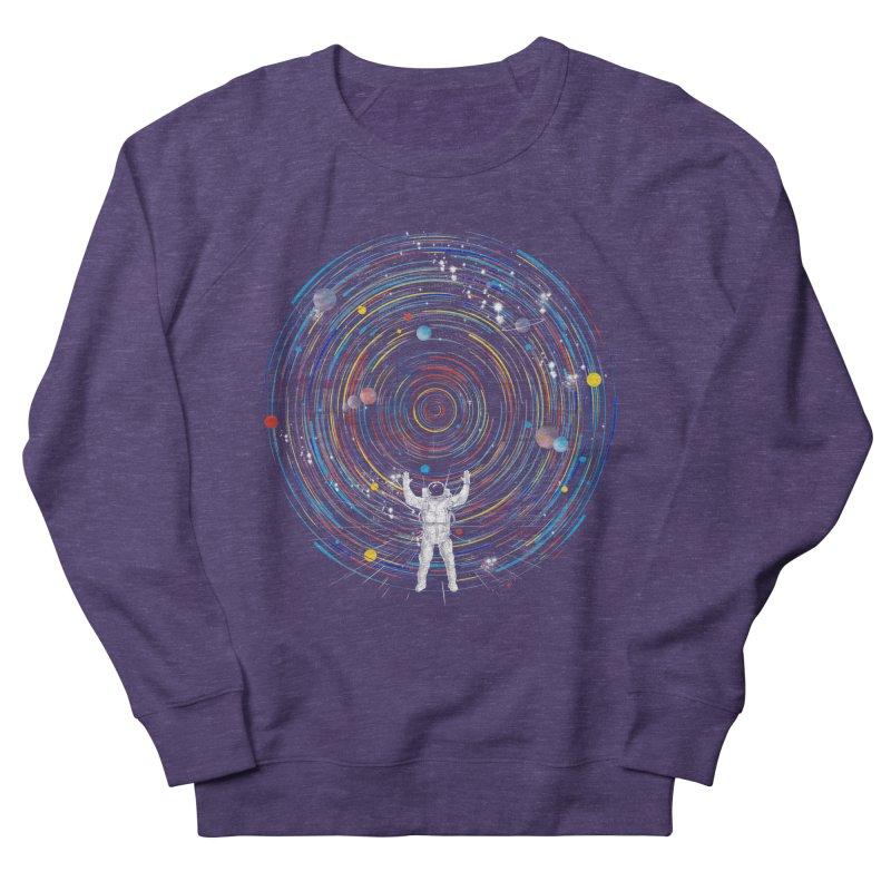 space dj Women's Sweatshirt by kharmazero's Artist Shop