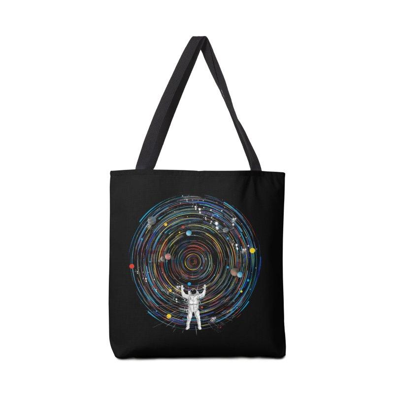 space dj Accessories Bag by kharmazero's Artist Shop