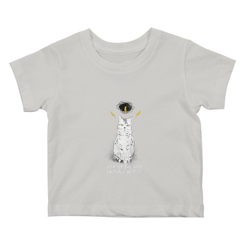 the hater Kids Baby T-Shirt by kharmazero's Artist Shop