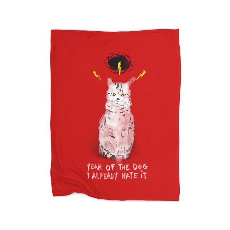 the hater Home Blanket by kharmazero's Artist Shop