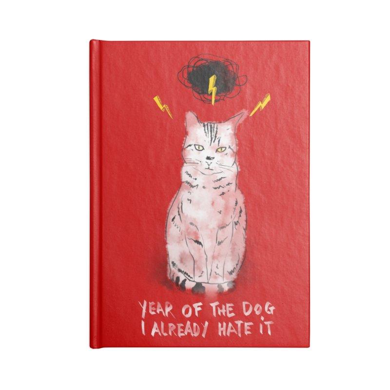 the hater Accessories Notebook by kharmazero's Artist Shop