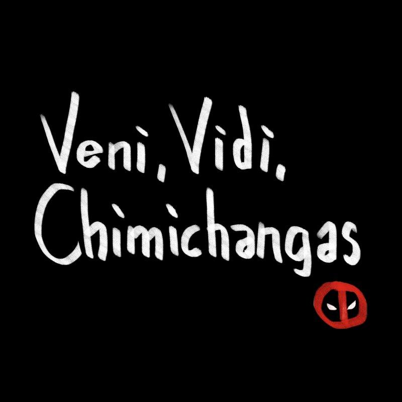 chimichangas by kharmazero's Artist Shop
