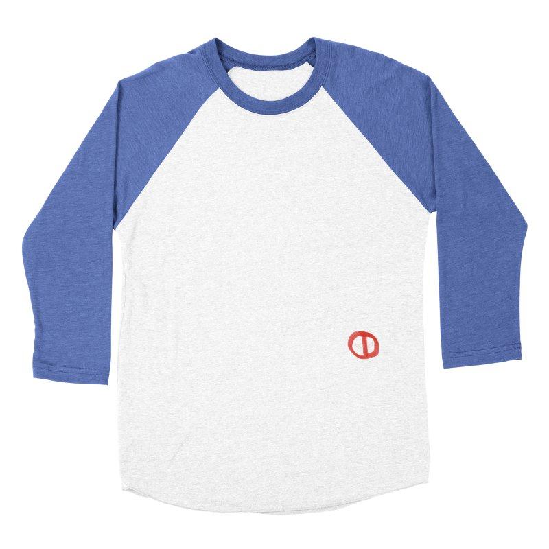 chimichangas Men's Baseball Triblend T-Shirt by kharmazero's Artist Shop
