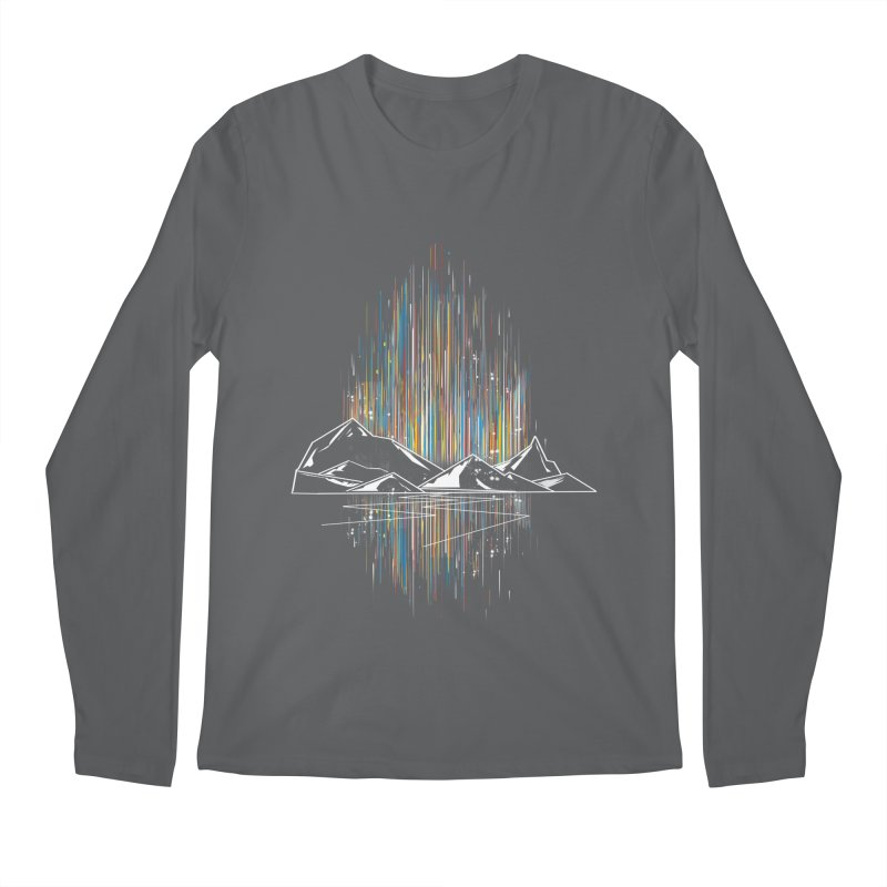aurora Men's Longsleeve T-Shirt by kharmazero's Artist Shop