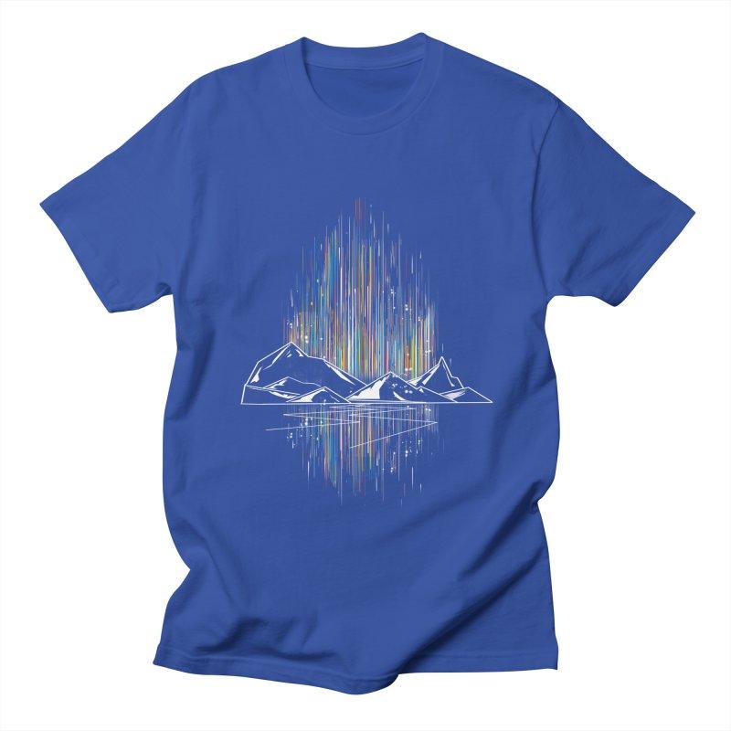 aurora Women's Regular Unisex T-Shirt by kharmazero's Artist Shop