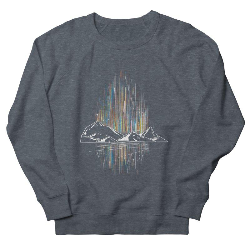 aurora Men's Sweatshirt by kharmazero's Artist Shop