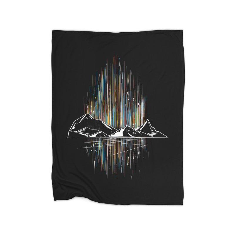 aurora Home Blanket by kharmazero's Artist Shop