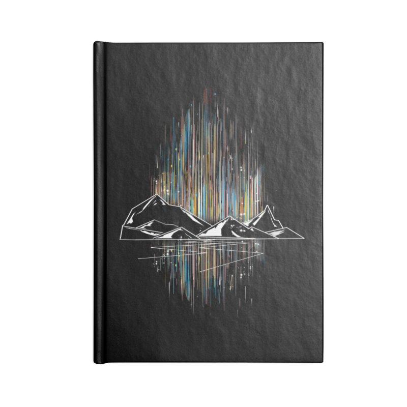aurora Accessories Notebook by kharmazero's Artist Shop