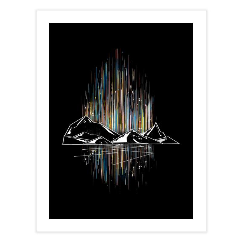 aurora Home Fine Art Print by kharmazero's Artist Shop