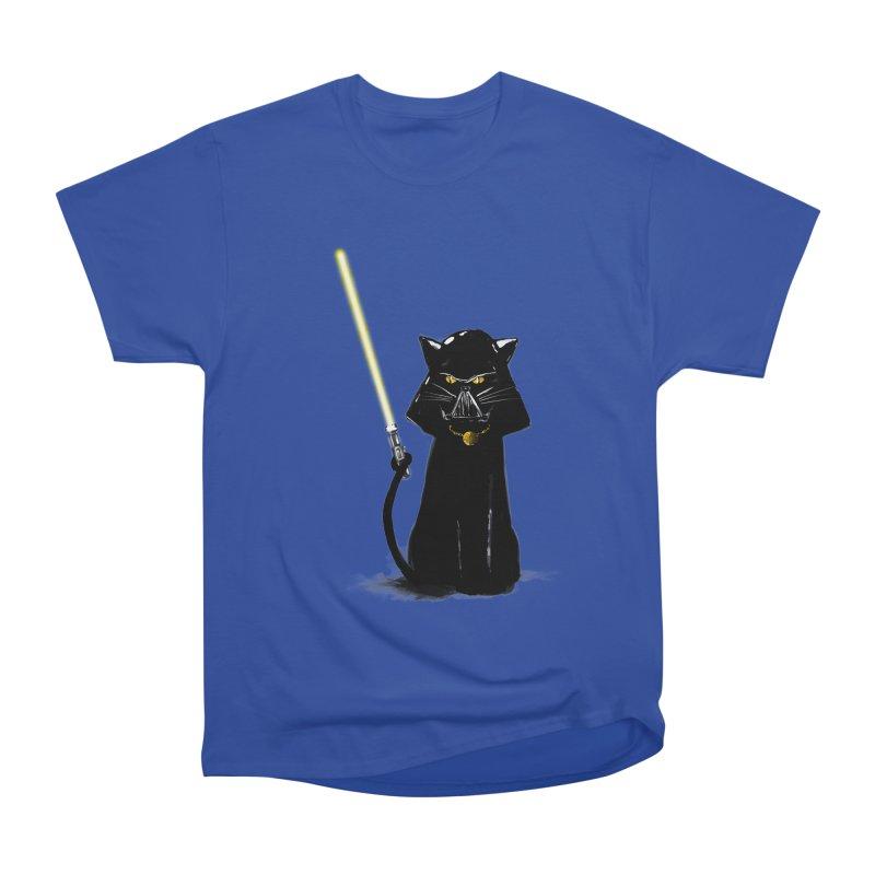 cat vador Men's Heavyweight T-Shirt by kharmazero's Artist Shop