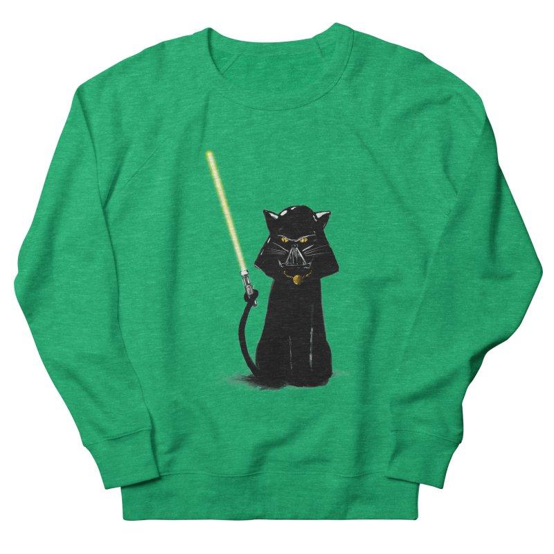 cat vador Women's Sweatshirt by kharmazero's Artist Shop