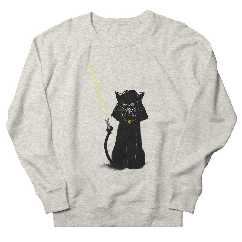 cat vador Men's Sweatshirt by kharmazero's Artist Shop