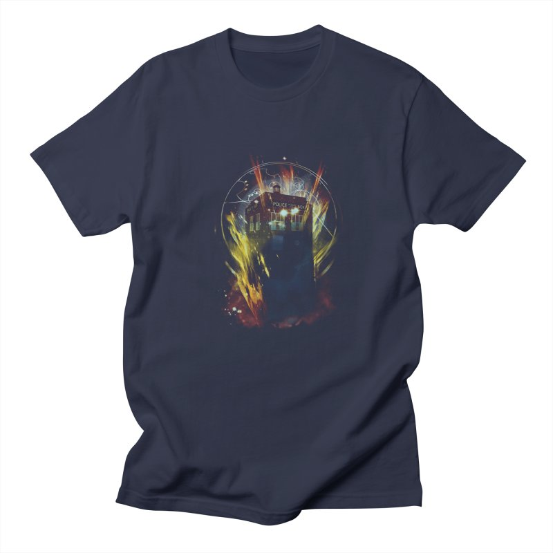 it's lightfull inside Men's T-shirt by kharmazero's Artist Shop