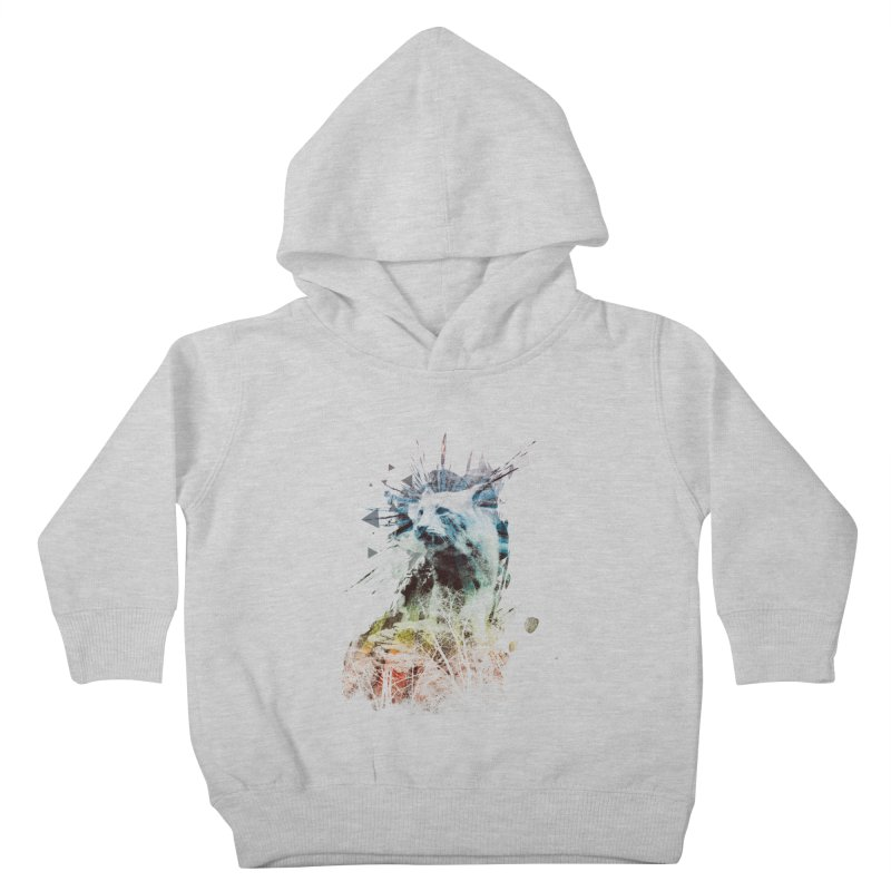 predation instinct Kids Toddler Pullover Hoody by kharmazero's Artist Shop
