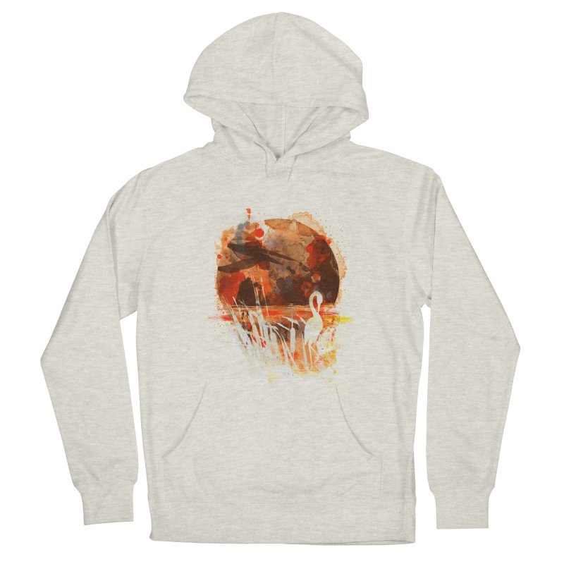 picture from the floatting world Men's Pullover Hoody by kharmazero's Artist Shop
