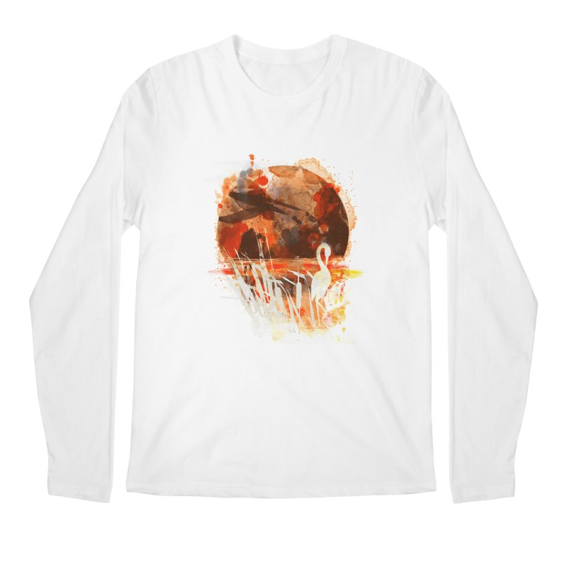 picture from the floatting world Men's Longsleeve T-Shirt by kharmazero's Artist Shop