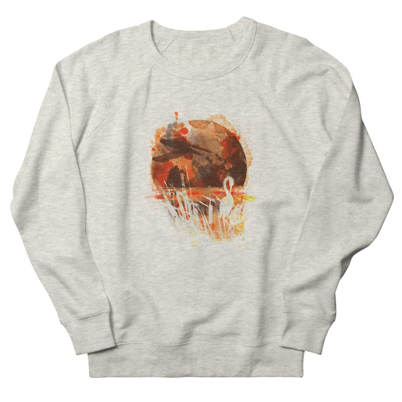 picture from the floatting world Women's Sweatshirt by kharmazero's Artist Shop