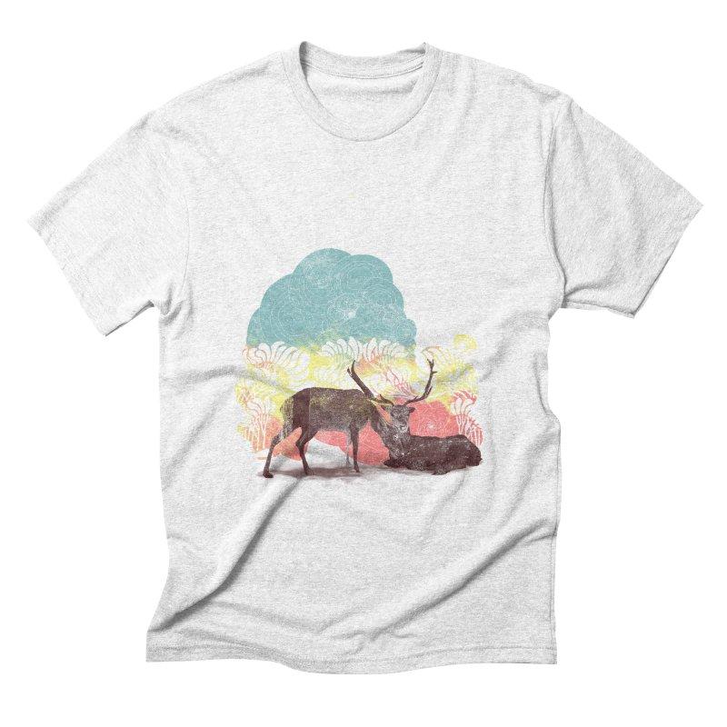 tenderness Men's Triblend T-shirt by kharmazero's Artist Shop