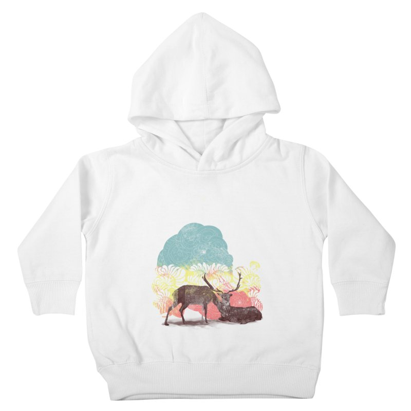 tenderness Kids Toddler Pullover Hoody by kharmazero's Artist Shop