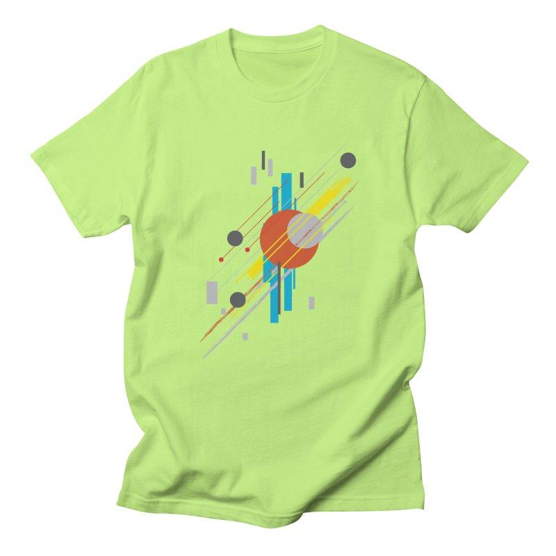 transversali-tee Men's T-shirt by kharmazero's Artist Shop
