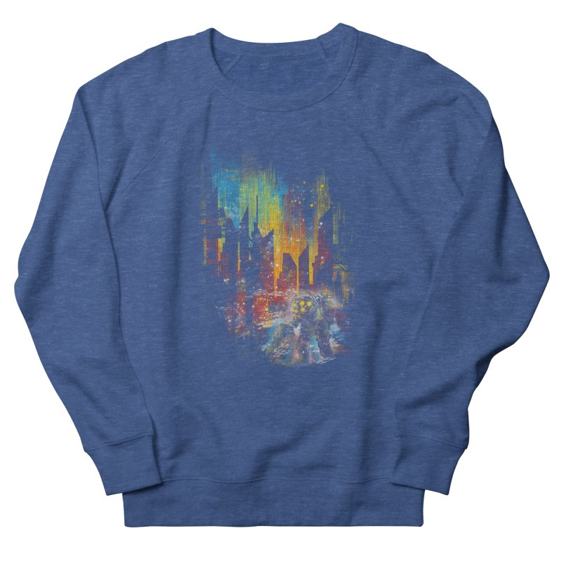 leaving rapture Women's Sweatshirt by kharmazero's Artist Shop