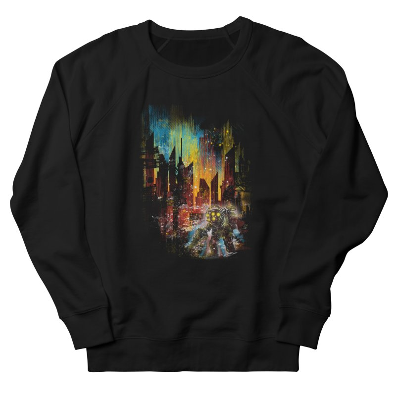 leaving rapture Men's Sweatshirt by kharmazero's Artist Shop