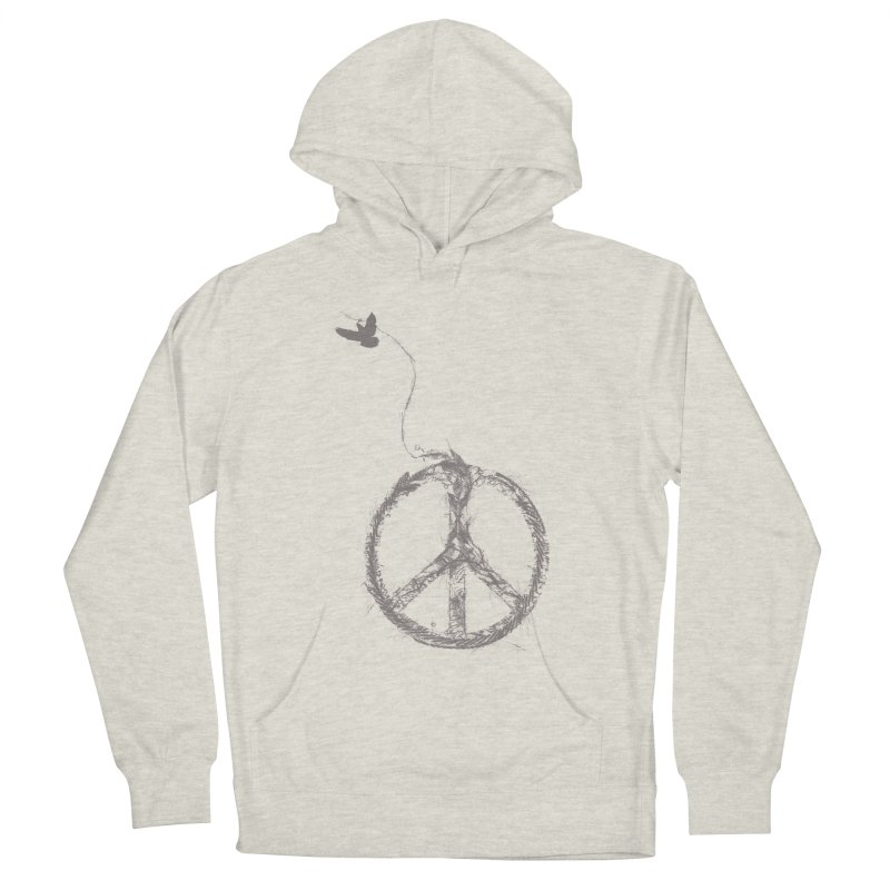 sewing peace Men's Pullover Hoody by kharmazero's Artist Shop