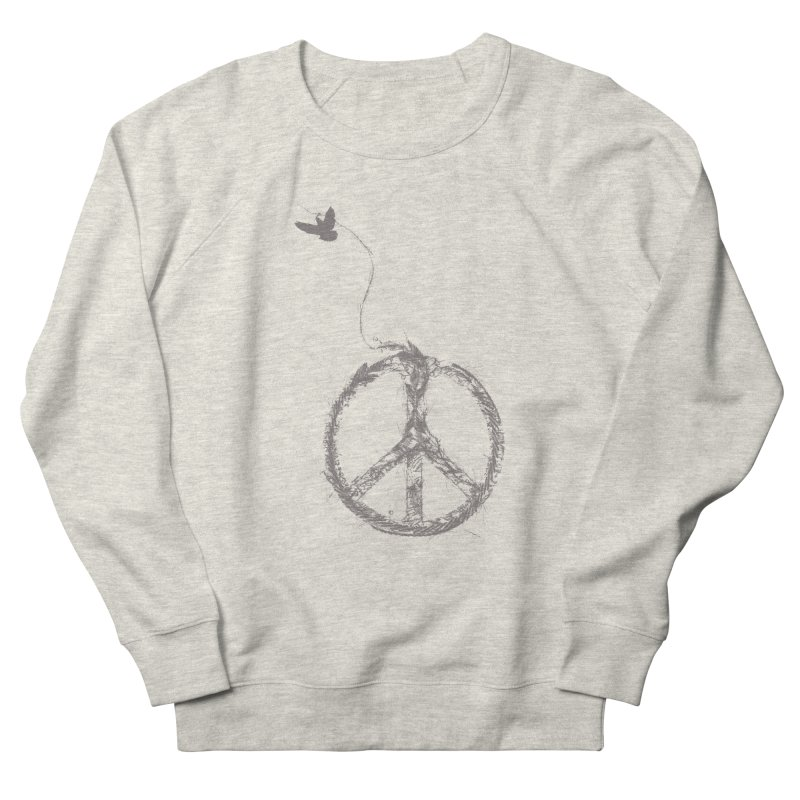 sewing peace Women's Sweatshirt by kharmazero's Artist Shop