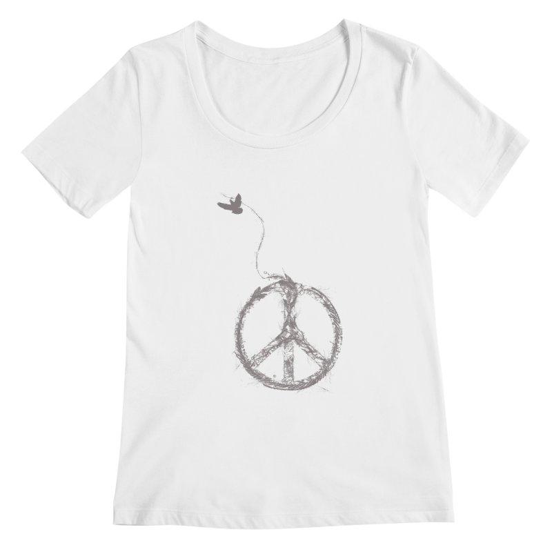 sewing peace   by kharmazero's Artist Shop