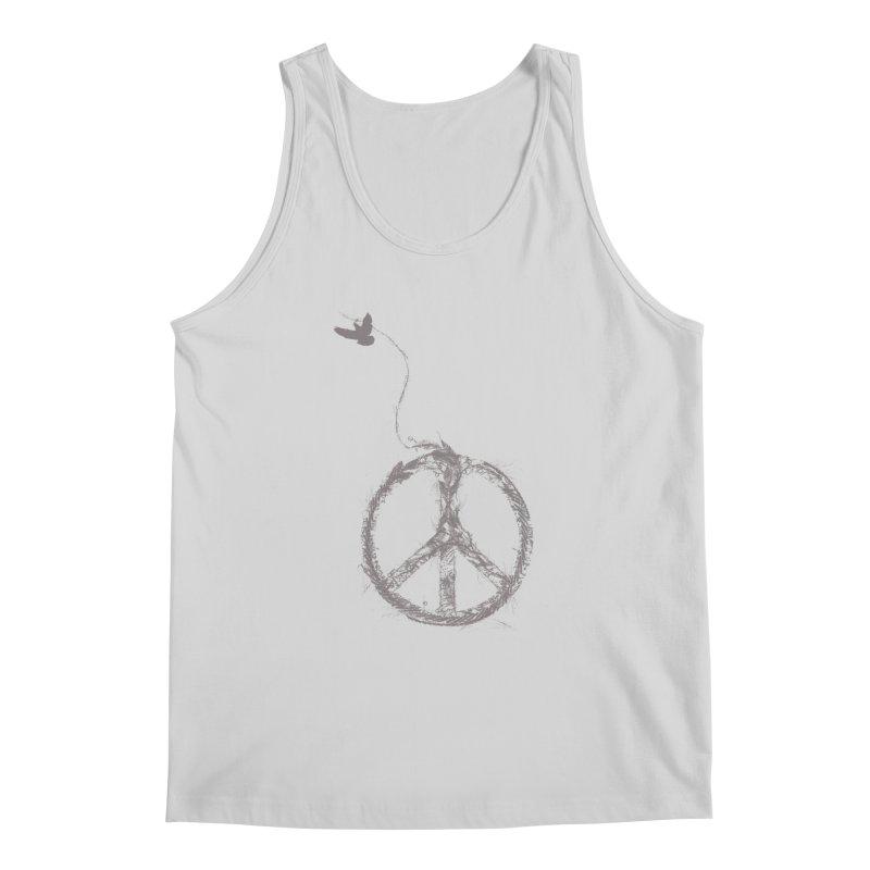 sewing peace Men's Tank by kharmazero's Artist Shop
