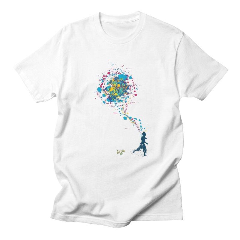 child creation chronicle Men's T-shirt by kharmazero's Artist Shop