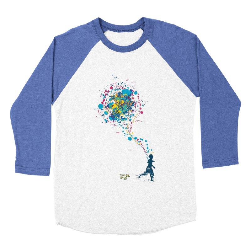 child creation chronicle Men's Baseball Triblend T-Shirt by kharmazero's Artist Shop