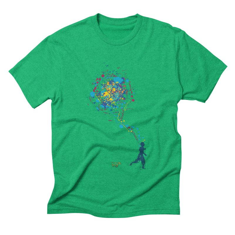 child creation chronicle Men's Triblend T-shirt by kharmazero's Artist Shop