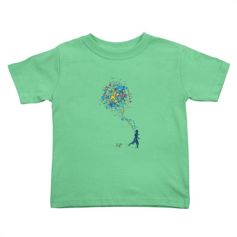 child creation chronicle Kids Toddler T-Shirt by kharmazero's Artist Shop