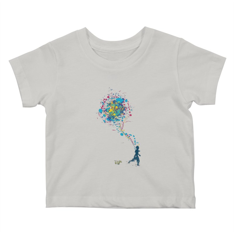 child creation chronicle Kids Baby T-Shirt by kharmazero's Artist Shop