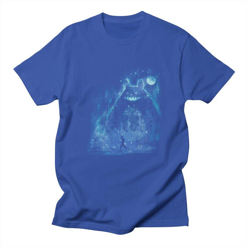 the hidden friend Men's T-shirt by kharmazero's Artist Shop