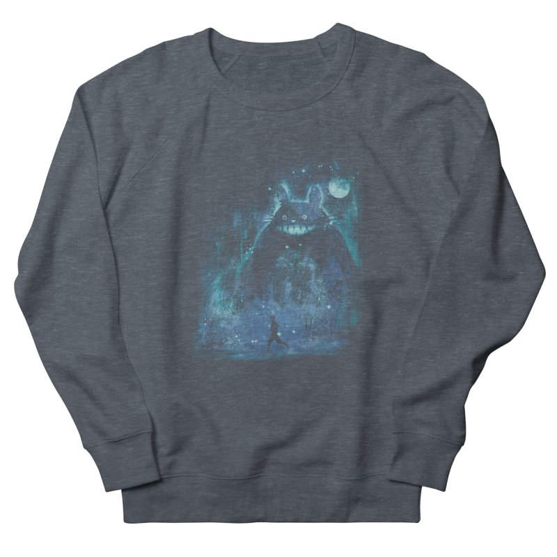 the hidden friend Women's Sweatshirt by kharmazero's Artist Shop