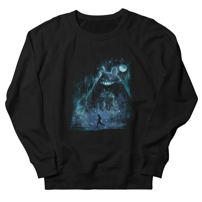 the hidden friend Men's Sweatshirt by kharmazero's Artist Shop