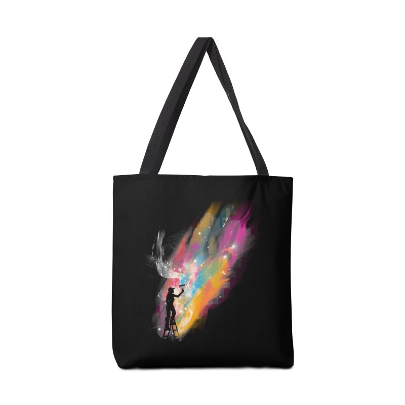 creative space Accessories Tote Bag Bag by kharmazero's Artist Shop