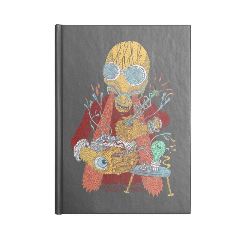 KHDK Tony & Circuits Accessories Notebook by KHDK