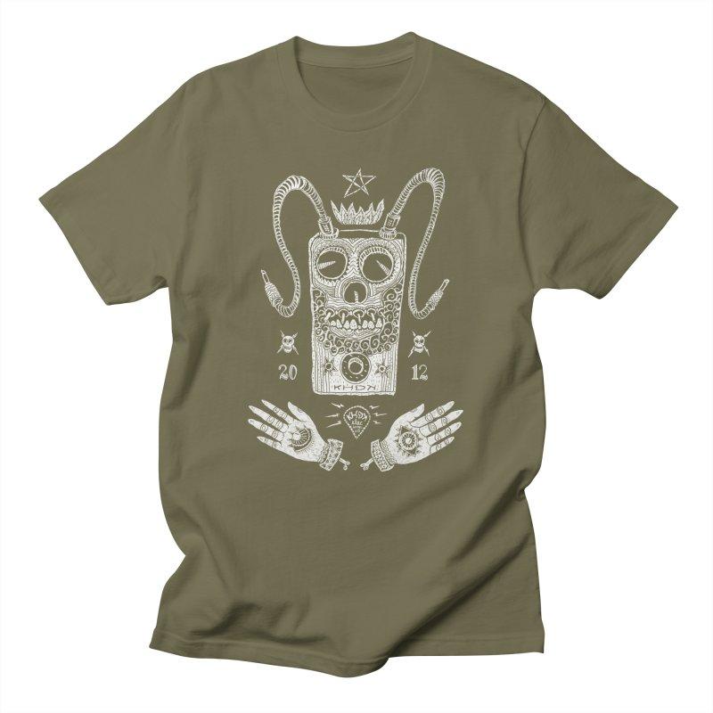 KHDK Pedal Baphomet Men's Regular T-Shirt by KHDK