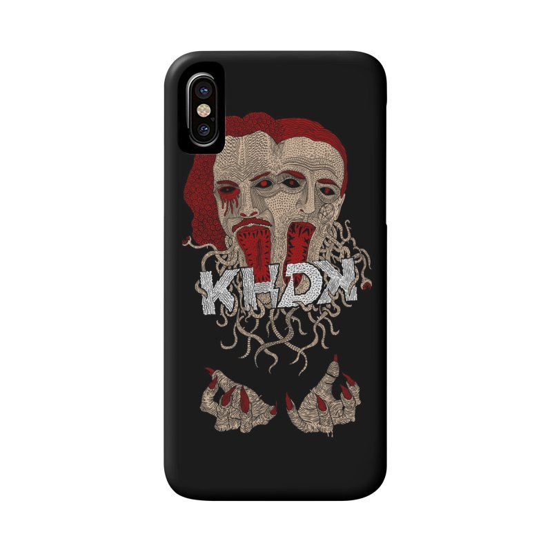 The Two-Headed Beast (Kirk Hammett and David Karon) Accessories Phone Case by KHDK