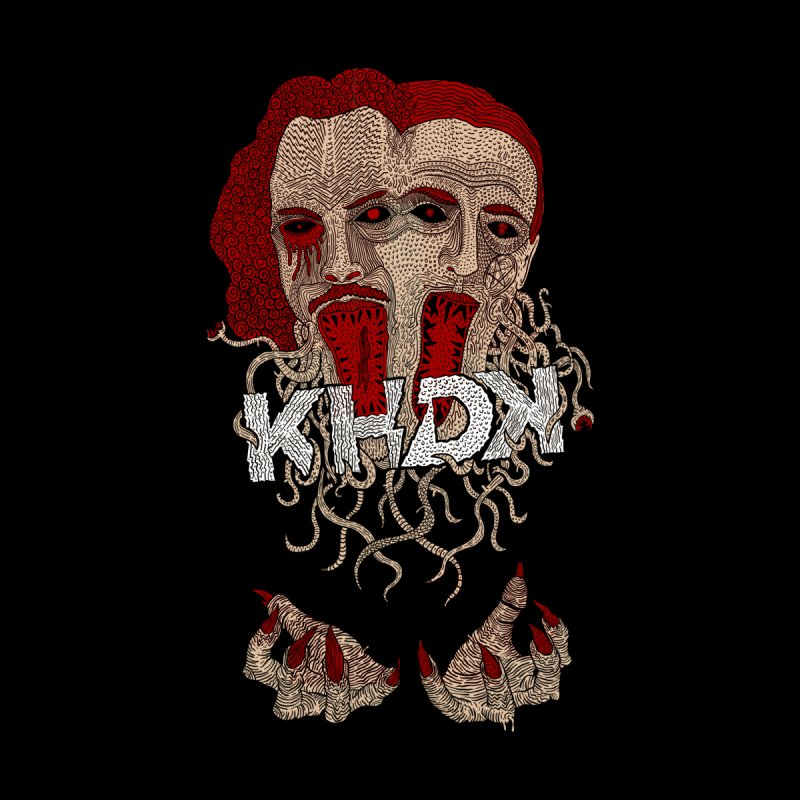 The Two-Headed Beast (Kirk Hammett and David Karon) by KHDK